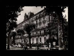 03 - VICHY - Queen's Hotel - 2cv - DS - Citroën - Vichy