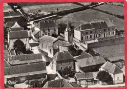 CPSM 71 TRIVY Le Bourg Vue Aérienne  Dans Canton De MATOUR  * Format CPM - France