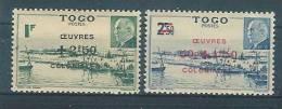 TOGO  - Neuf  *  -  Yvert N° 226 Et 227 - Togo (1914-1960)