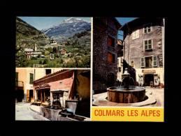 04 - COLMARS-LES-ALPES - Souvenir De  - Multi Vues - France