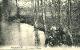 N°26196 -cpa Vieux Pont -lles Bords De L'Udon- - Frankreich