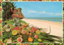"OCEANIE-INDIAN OCEAN PARADISE (Cpm Grand Format 17  X 12 Cms)Timbre Stamp"" KENYA "" Philatélie) * PRIX FIXE - Postcards"