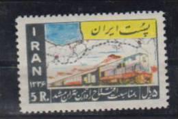 IRAN    1957   N°  887     COTE    18.00     EUROS       (867) - Iran