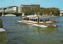 PARIS VEDETTES DU PONT NEUF SQUARE DU  VERT GALANT - Francia