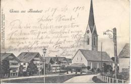 5272 - Gruss Aus Hundwil - AG Argovie