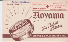 Buvard Hoyama Cirages - Buvards, Protège-cahiers Illustrés