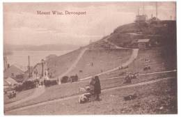 England - Plymouth - Devonport - Mount Wise - Not Used - 1910s - Plymouth