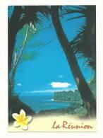 Cp, Ile De La Réunion, St-Philippe, Le Cap Méchant, écrite - La Réunion