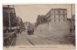 13 MARSEILLE GRAND CHEMIN DE TOULON ET CASERNE DES HUSSARDS - Marseilles