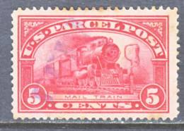 U.S. Q 5  (o)   TRAIN - Parcel Post & Special Handling