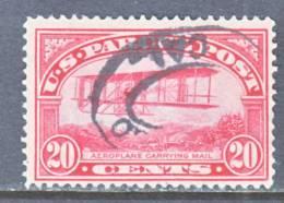 U.S. Q 8  (o)   AEROPLANE - Parcel Post & Special Handling