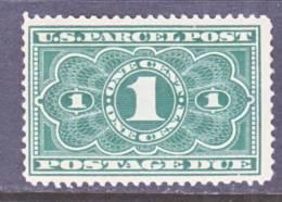 U.S. J Q 1  ** - Parcel Post & Special Handling