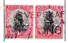 South Africa Scott    24 Pair Used VF - South Africa (...-1961)