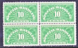 U.S. Q E 1 X 4  ** - Parcel Post & Special Handling