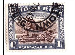South Africa Scott    29b Used Fine - South Africa (...-1961)