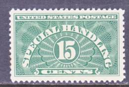 U.S. Q E 2   ** - Parcel Post & Special Handling