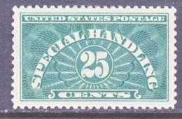 U.S. Q E 4   * - Parcel Post & Special Handling