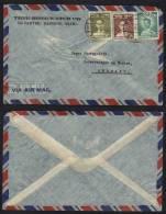 SIAM - THAILANDE / 1952 LETTRE AVION POUR L ALLEMAGNE (ref 3658) - Siam