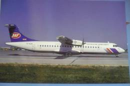 ATR 72   JAT    YU ALN - 1946-....: Modern Era