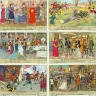 LIEBIG - S_1513 : HET HUIS VAN BOURGONDIË - Liebig