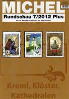 MICHEL Briefmarken Rundschau 7plus /2012 Neu 5€ New Stamps Of The World Catalogue And Magacine Of Germany - Loisirs Créatifs