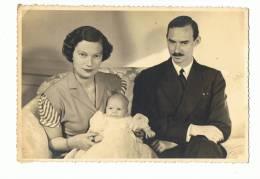 Photographe  De La Cour     Luxembourg    11.5 Cm   X 17 Cm  Edouard  KUTTER - Famille Grand-Ducale