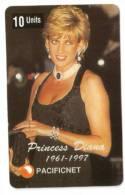PRINCESS DIANA PHONECARD  AUSTRALIA NO. 30, 1997. LIMITED EDITION OF 5000 - Phonecards
