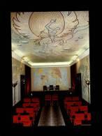 06 - MENTON - Salle Des Mariages Décorée Par Jean Cocteau - Vue D´ensemble - Menton