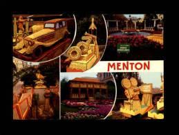 06 - MENTON - Fêtes Internationales Du Citron - Hommage Au 7 ème Art - Cinéma - Multi Vues - Menton