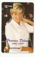 PRINCESS DIANA PHONECARD  AUSTRALIA NO. 29, 1997. LIMITED EDITION OF 5000 - Phonecards
