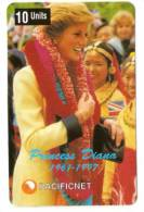 PRINCESS DIANA PHONECARD  AUSTRALIA NO. 38, 1997. LIMITED EDITION OF 5000 - Other