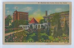 96. MUNICIPAL ROSE GARDEN, KANSAS CITY, KANSAS - Kansas City – Kansas