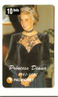 PRINCESS DIANA PHONECARD  AUSTRALIA NO. 1, 1997. LIMITED EDITION OF 2000 - Phonecards