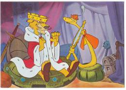 DISNEY OTHER WALT DISNEY CARTOON CHARACTERS THE LION KING Nr. 121-3711 OLD POSTCARD - Other
