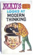 MAD LOOKS AT MODERN THINKING En Anglais - A Signet Book - 1969 - Boeken, Tijdschriften, Stripverhalen