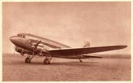 Air France - Douglas DC3 - En Service Sur Les Lignes Air France - 1946-....: Modern Era