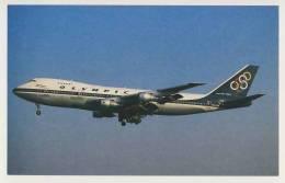 Aviation - Olympic Airways Boeing 747-284B - 1946-....: Moderne