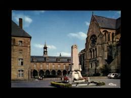 08 - MOUZON - Maison De Retraite, église, Monument Aux Morts - France