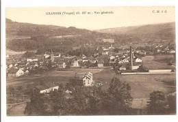 88  -  GRANGES  -  Alt. 497 M.  -  Vue Générale  -  Usine - Granges Sur Vologne