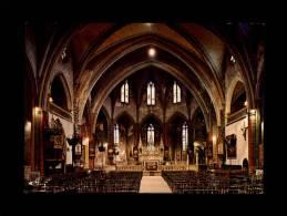 09 - MIREPOIX - Intérieur Cathédrale St-Maurice - Mirepoix