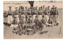 C P A----ALGERIE-----musique Des Tirailleurs ( La Nouba)--voir 2 Scans - Algeria