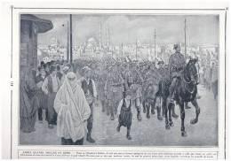 Guerre 14-18  ISTAMBUL TURQUIE Constantinople     STAMBOUL GALATA     SOLDAT ECOSSAIS ECOSSE      CORNE D OR - Maps
