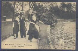 France New Fashion Postcard 1911 ** - France