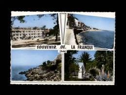 11 - LA FRANQUI - Souvenir De - Multi Vues - Leucate