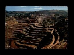 """12 - DECAZEVILLE - """"La Découverte"""" - Extraction Du Minerai à Ciel Ouvert - 7 - Mine - Decazeville"""