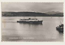 Shipping - Clyde Steamer, M.V. Maid Of Ashton - Steamers