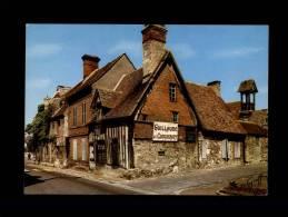 14 - DIVES-SUR-MER - Hostellerie Guillaume Le Conquérant Ancien Relais De Poste - 1413/506 - Dives