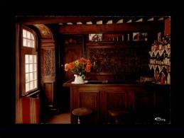 14 - DIVES-SUR-MER - Hostellerie Guillaume Le Conquérant - Bar Américain - Dives