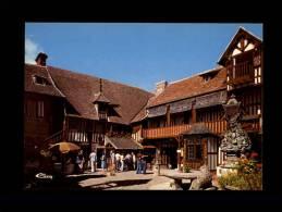 14 - DIVES-SUR-MER - Hostellerie Guillaume Le Conquérant - - Dives