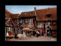 14 - DIVES-SUR-MER - Hostellerie Guillaume Le Conquérant - Terrasse - Dives
